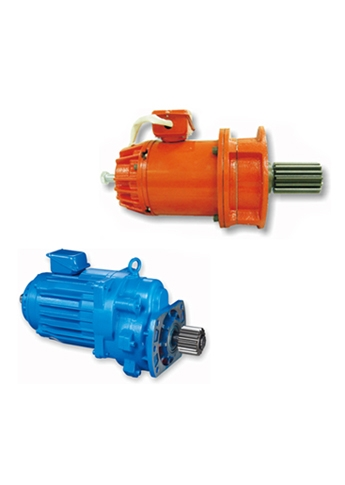 Soft Start / Stop Reduction Gear Motor
