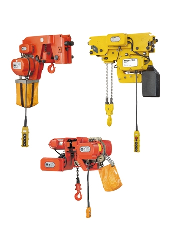 Low Headroom Series - Electric Chain Hoist