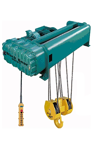 Electric Wire Rope Hoist (USA type)