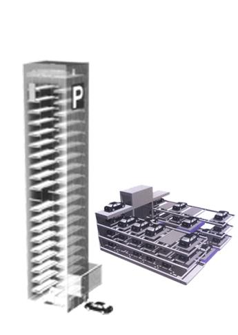 停車設備系統(無)