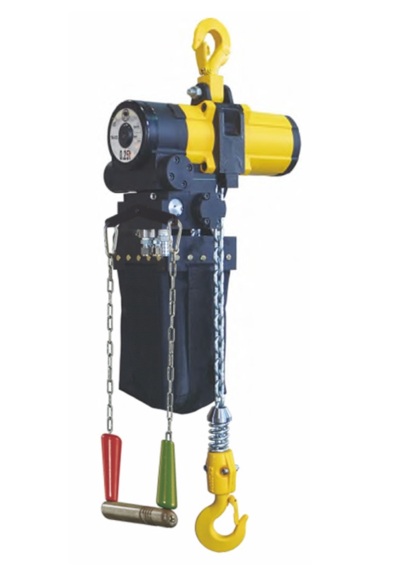 YSA-025 ~ YSA-200 Series Generation II Air Chain Hoist