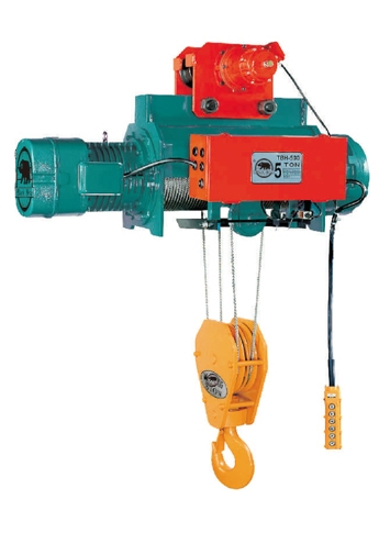 TB Model Electric Wire Rope Hoist
