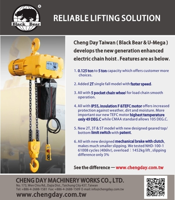 Reliable Lifting Solution