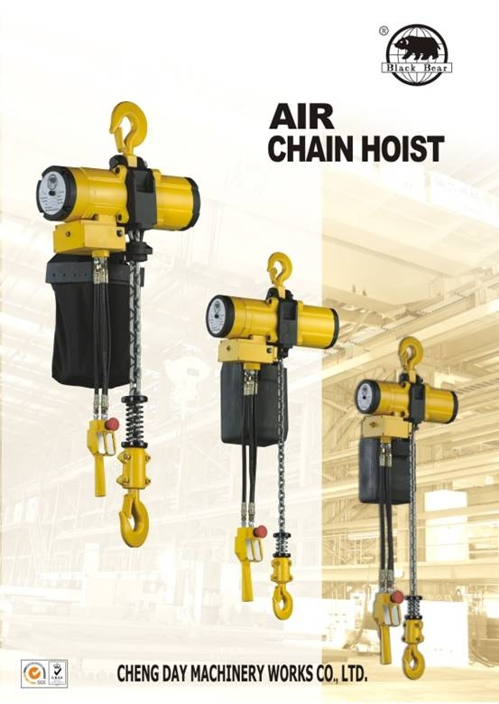 Product Report : Air Chain Hoist