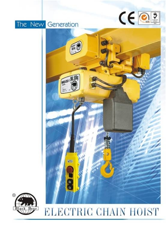 Product Report : Electric Chain Hoist