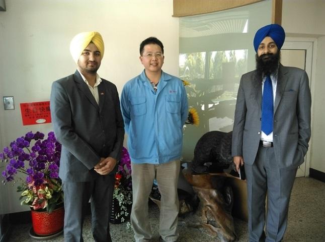 Pioneer cranes & elevators India
