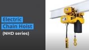 Eiectric Chain Hoist (NHD series)
