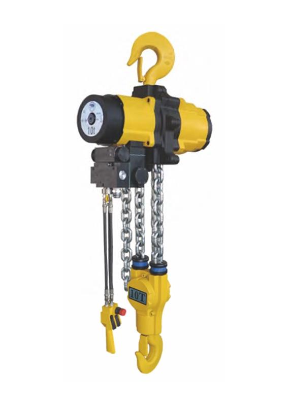 Pneumatic Chain Hoists | Generation II YSA-1600~2000