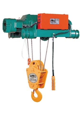 Electric Wire Rope Hoists | SB/SCA/SEA Series