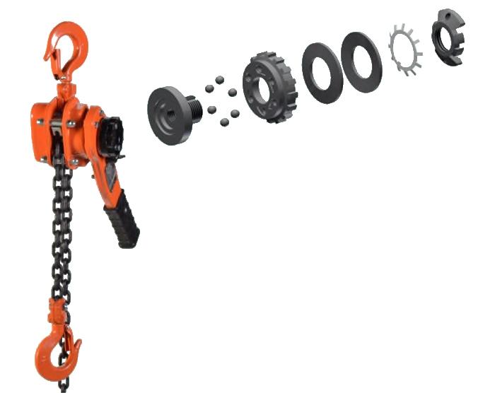 手搖鏈條吊車