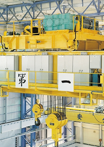 High-Speed-Type Overhead Gantry Crane