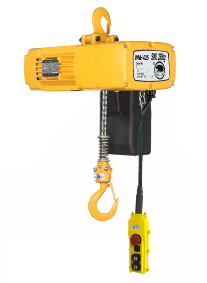 WNH Series Lifting Hoist, Hoist Lifting