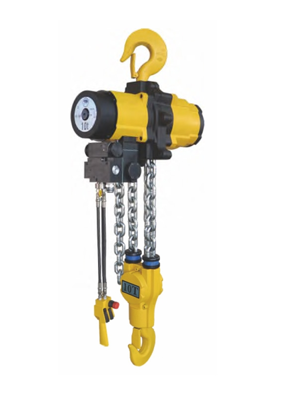 Product No : YSA-1000. of Air Chain Hoist