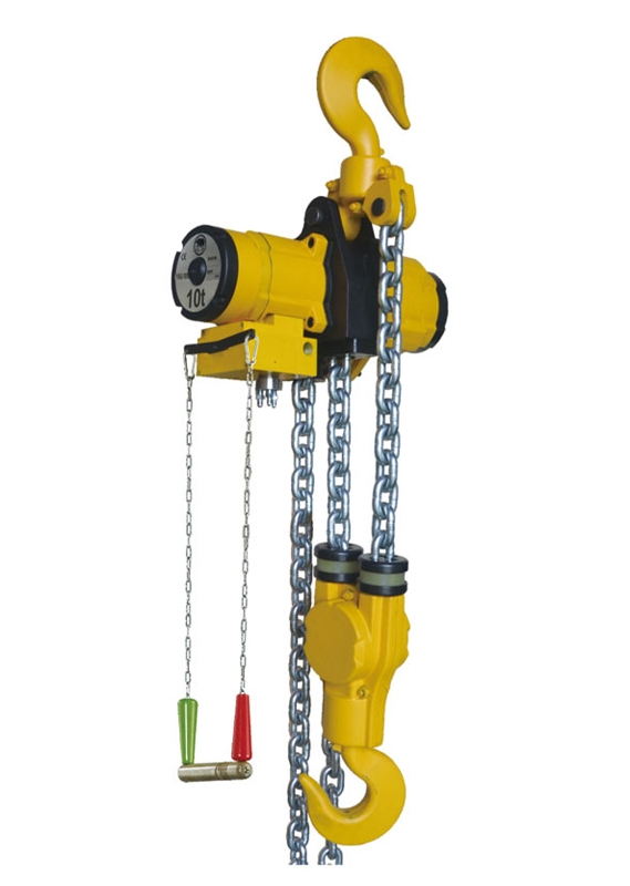 Product No : YSA-1000 of Air Chain Hoist