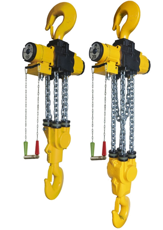Air Chain Hoists | Generation I YSA-1600~2000