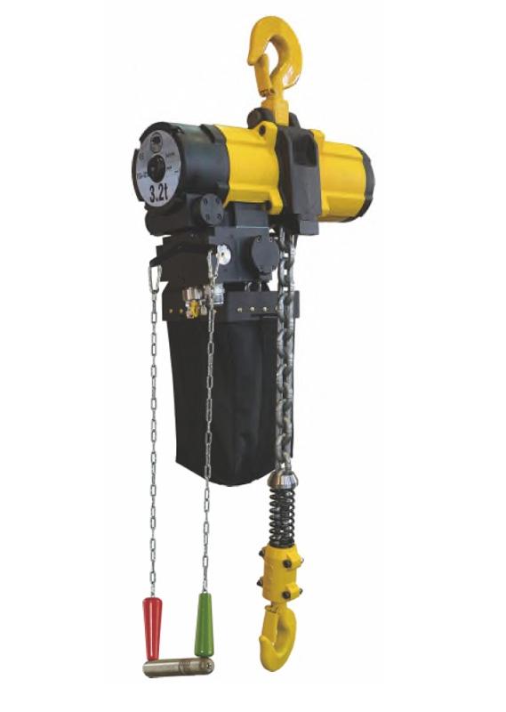 第二代气动链条吊车 | YSA-320/630型