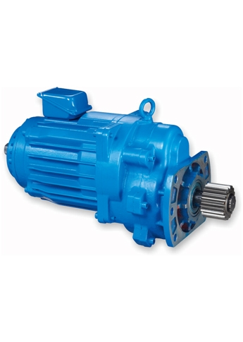 G3 Series SOFT START/STOP Reduction Gear Motor