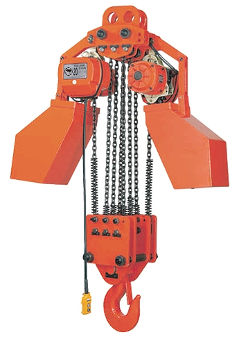 Hook Suspension Type Electric Chain Hoist | YSS-2000
