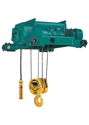 Electric Rope Hoist  DC-Brake