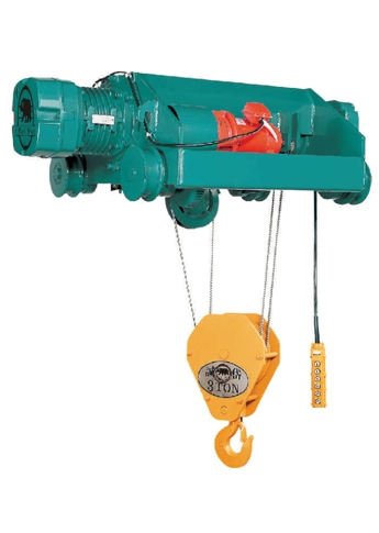 Electric Wire Rope Hoist (AC brake)