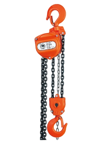 产品型号 : YB-500 - 手拉链条吊车