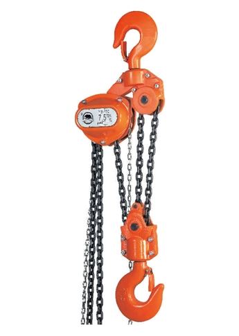 YB-750 Model Manual Chain Block