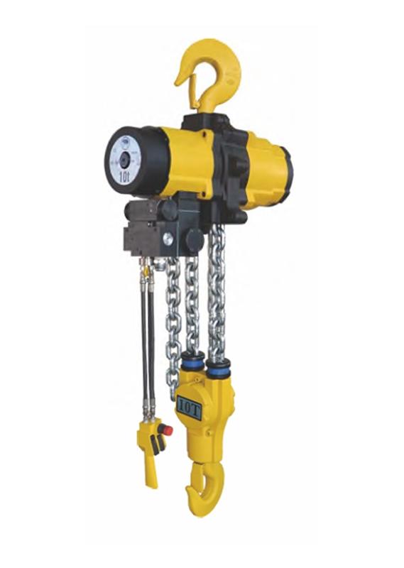 产品型号 : YSA-1000 - 第2代气动链条吊车
